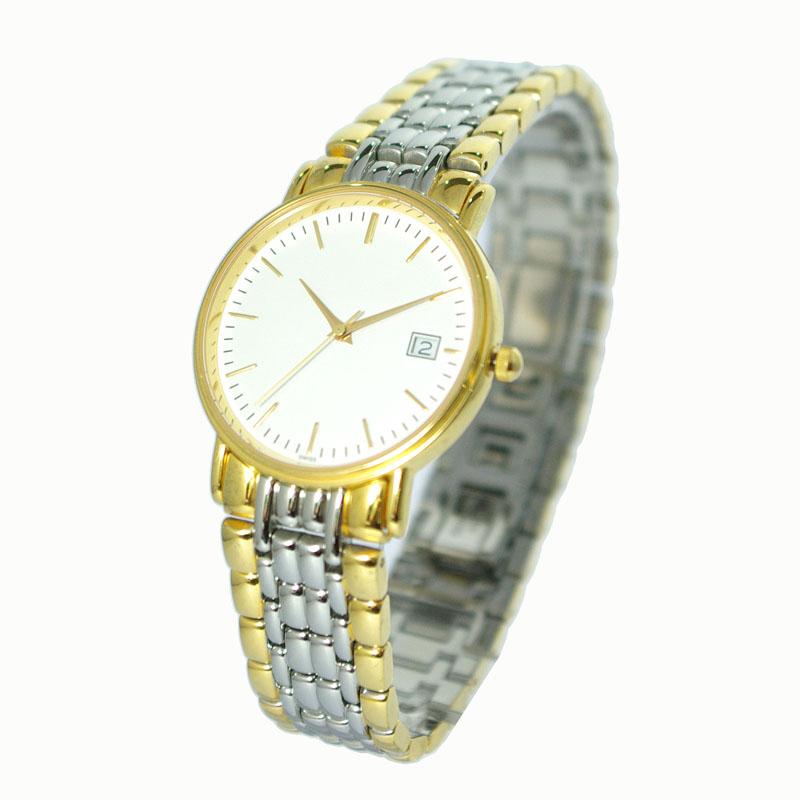 Minimalist Stainless Steel Couple Watch