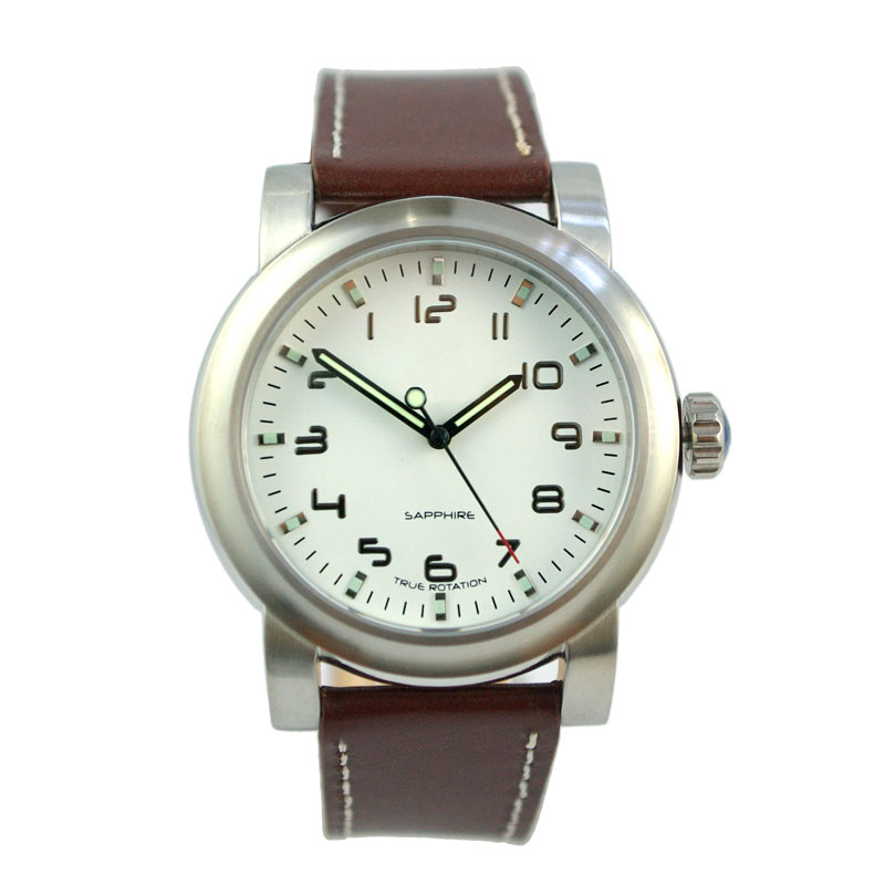 Big Stainless Steel Men Watch
