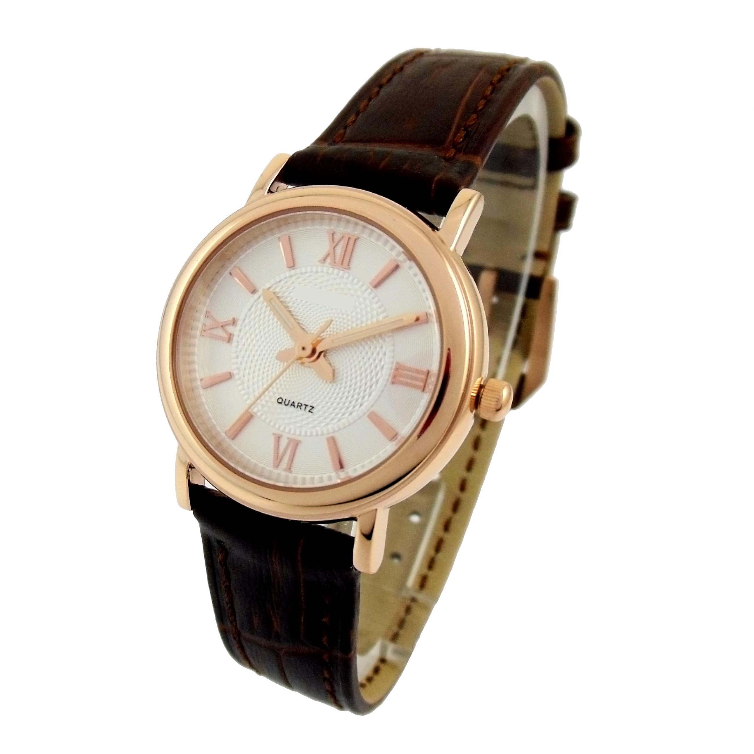 Rose Gold Lady Watch