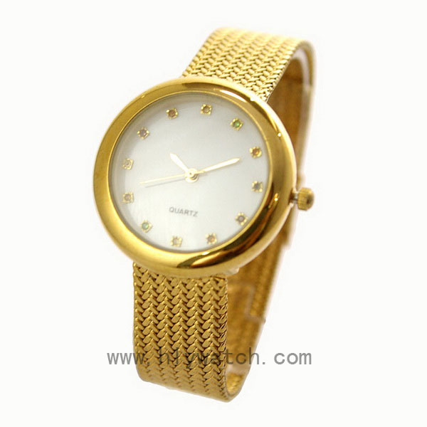 Gift Lady Watch with Diamond