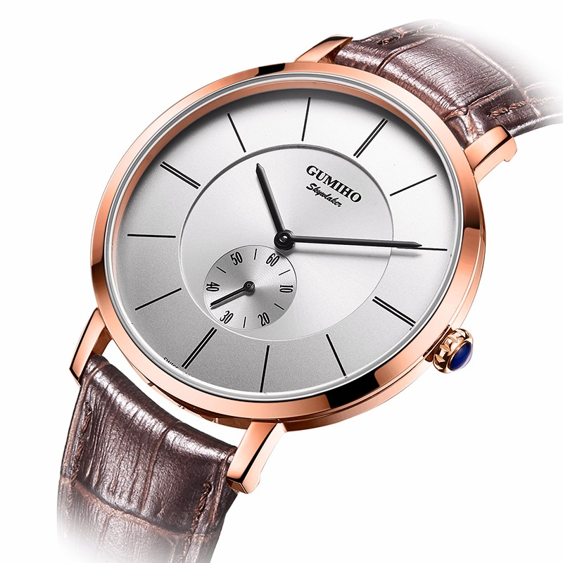Minimalist Quartz Watch For Ladies