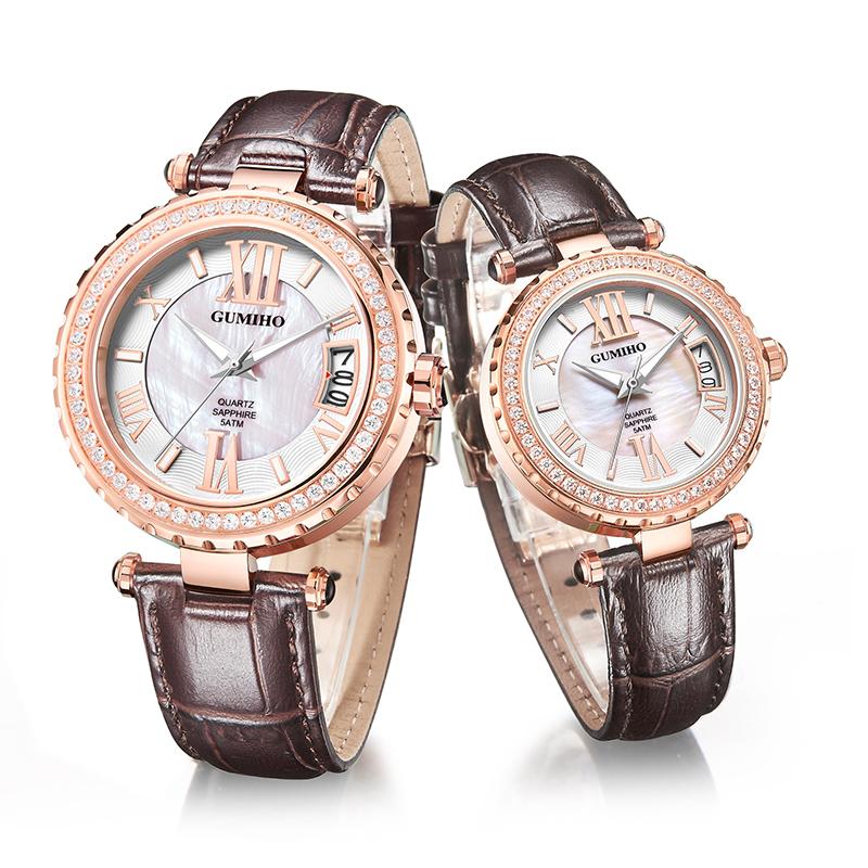 China Couples Wrist Watch