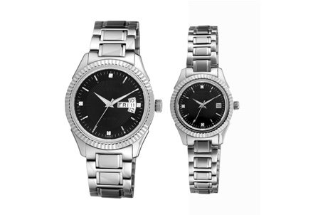 China Couples Wrist Watch Supplier