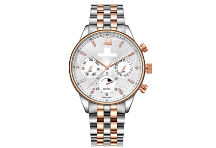 China Stainless Steel Watch Exporter