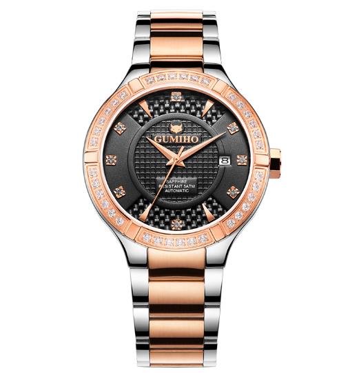 Stainless Steel Wrist Watch