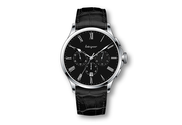 A Standard For Men's Custom Watches