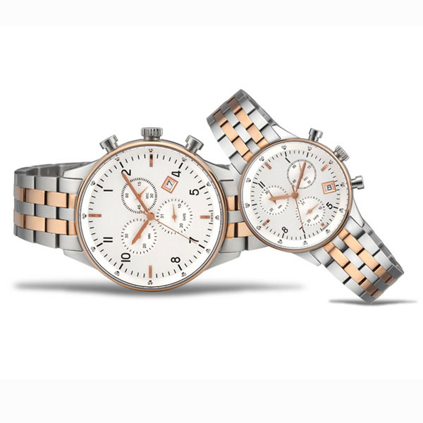 Chronograph Couple Watch
