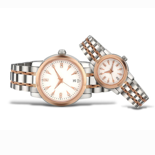 Elegant Couple Watch
