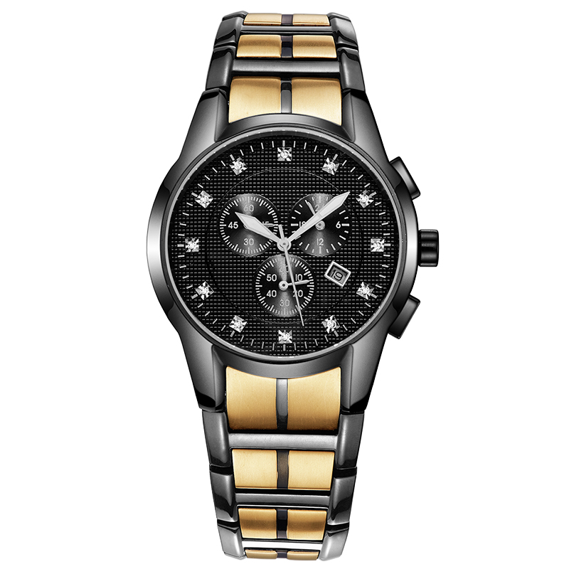 Chronograph Titanium Men Watch